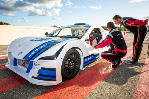 Stage de pilotage Prototype Fun Boost LSP by Nevers Magny-Cours