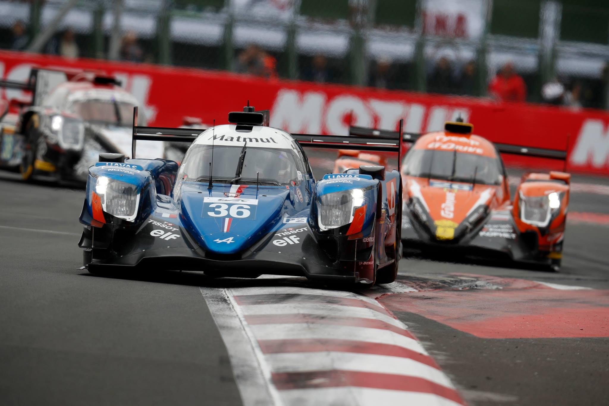 Nicolas Lapierre Alpine Signatech Le Mans