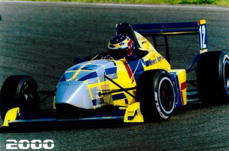 Formule Renault Team LSP Nicolas Lapierre 2000