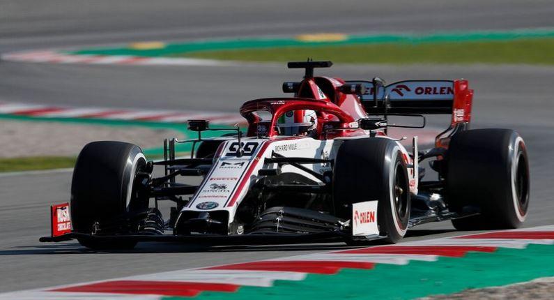 Alfa Romeo Racing C39