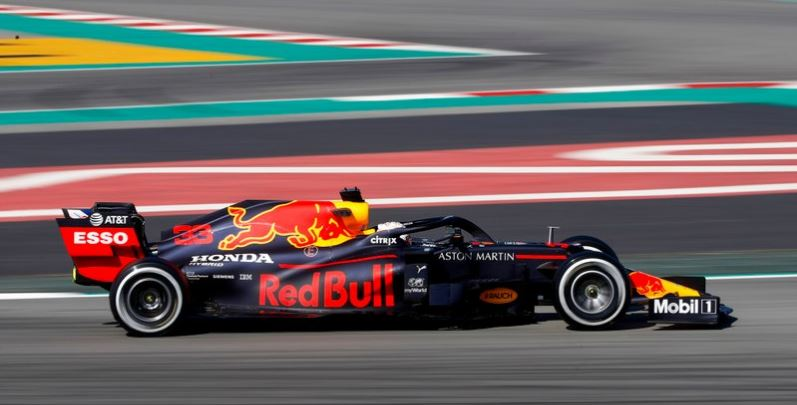 RedBull Racing RB16